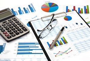 Graphs and Charts Report,Income Tax Calculation